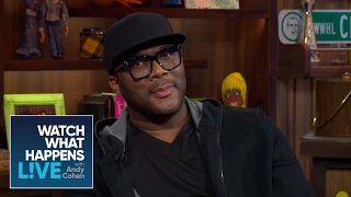Tyler Perry On Working With Kim Kardashian | WWHL