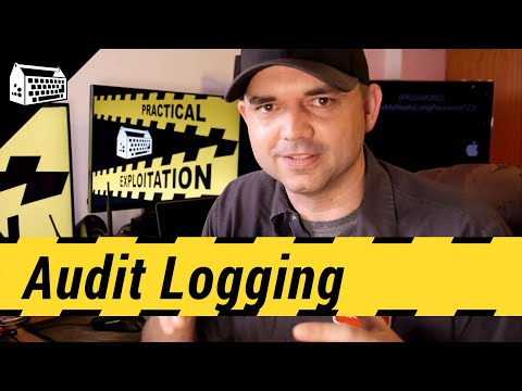 Pentest / Red Team Audit Logging