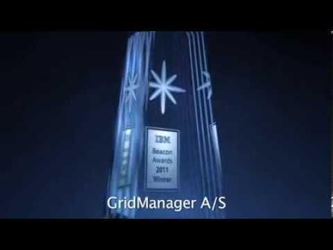 GridManager vinder den prestigefyldte IBM Beacon Award 2011