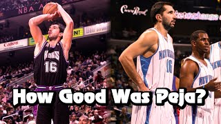 How GOOD Was Peja Stojaković Actually?