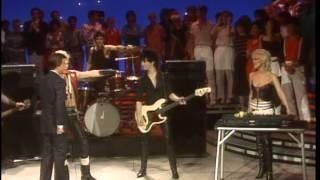 Dick Clark Interviews Billy Idol - American Bandstand 1982