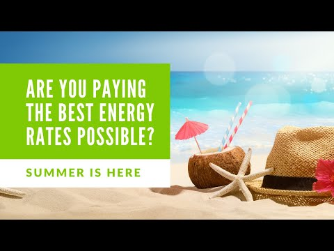 Are Your Energy Bills Prepared for Summer?