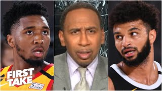 Is Donovan Mitchell vs. Jamal Murray the only 'real' rivalry in the NBA? | First Take
