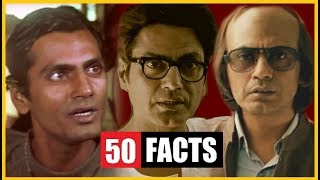 50 Facts You Didn't Know About Nawazuddin Siddiqui | Hindi