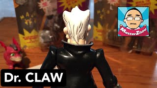 Inspector gadget Dr. Claw Tiger Toy Review (2)