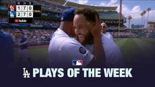 08/11/19: Dodgers Plays of the Week