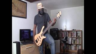 I bet you look good on the dance floor, Artic Monkeys, bass cover