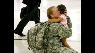 Coming home! Don't cry!