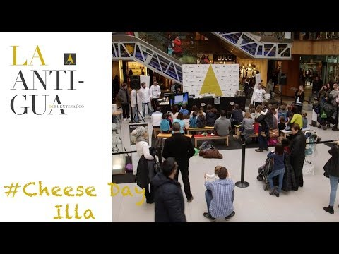 #CheeseDay en Illa Carlemany, Andorra