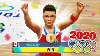 WINNING MY FIRST GOLD MEDAL (Tokyo 2020)