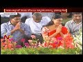 YS Jagan Pays Tribute to YS Rajashekar Reddy at Idupulapaya : YSR Jayanthi