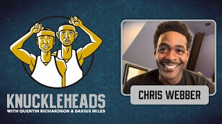 Chris Webber Joins Q and D | Knuckleheads S5 Finale | The Players' Tribune