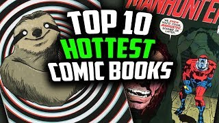 The 10 Hottest Trending Comic Books This Week