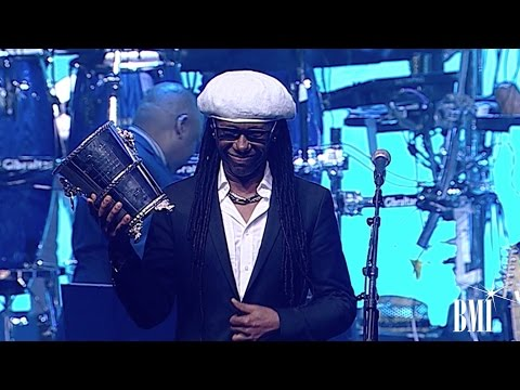 Nile Rodgers Honored and other Highlights from the 2015 BMI R&B/Hip-Hop Awards