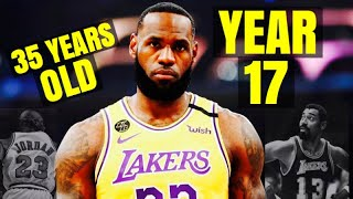 Is LeBron James REALLY The Greatest Ever At His Age?