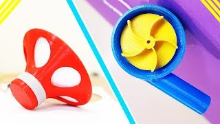 5 awesome 3D Printed Things - 3D Printer Compilation