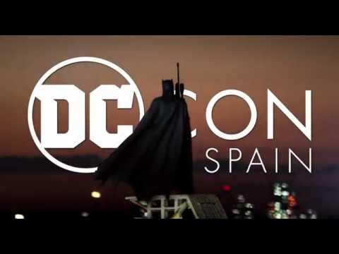 DC Con Spain - 13, 14 y 15 de mayo