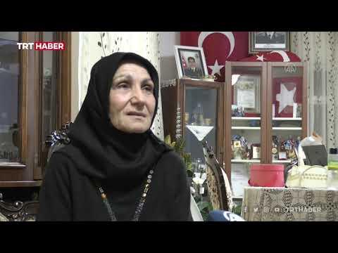 Şehit ailesinin OZOK gururu: Oğullarının tasarımı TSK envanterine girdi