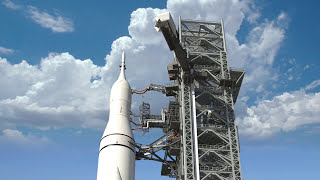 NASA's New SLS/Orion Rocket about to launch, 2018 Video (Space Launch System)