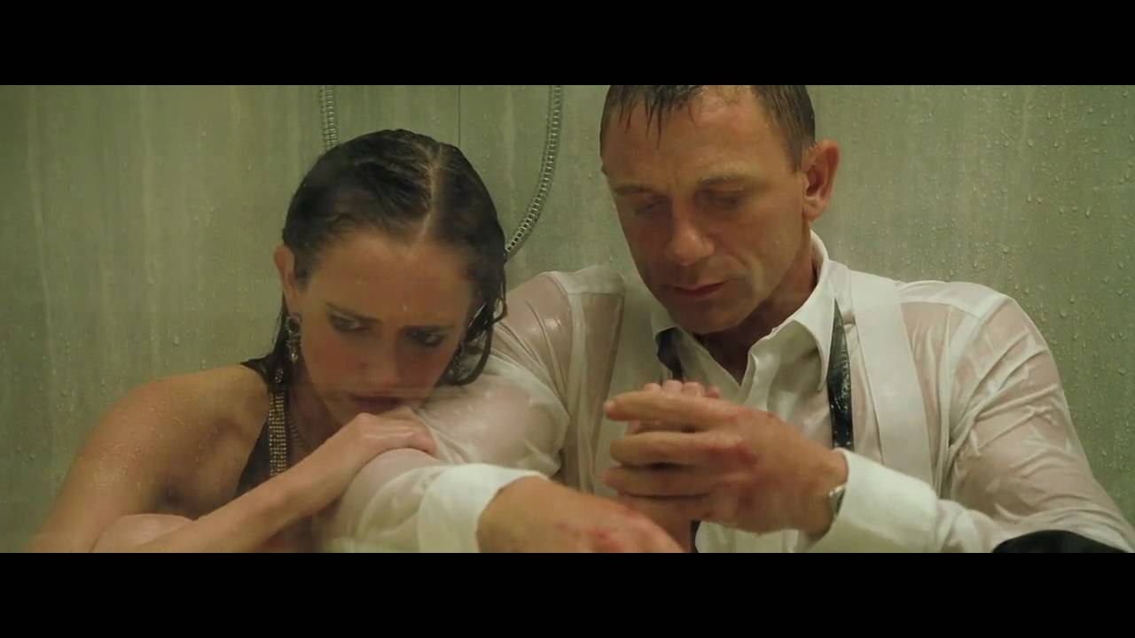 James Bond Having Sex In Shower 86