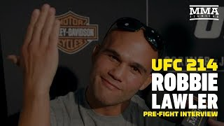 Robbie Lawler Discusses Whether He's Truly A Closet John Cena Fan - MMA Fighting