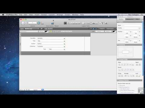 FileMaker Data Manipulation
