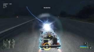 Back to the Future Delorean Crysis Mod
