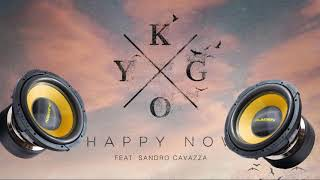 KYGO HAPPY NOW EXTREME BASS BOOST!