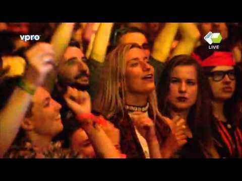 Tame Impala - Feels Like We Only Go Backwards LIVE Lowlands 2015