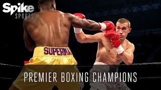 Stevenson vs. Karpency Highlights - Premier Boxing Champions