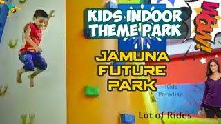 Fun Indoor Playground for Kids and Family at Jamuna Future Park