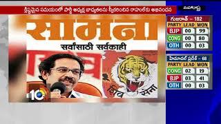 Uddhav Thackeray Greets and Praises Rahul Gandhi..