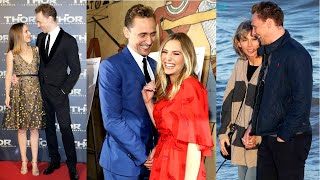 Female Celebrities Being Thirsted Over By Tom Hiddleston | Celebrities Who Love Tom Hiddleston |