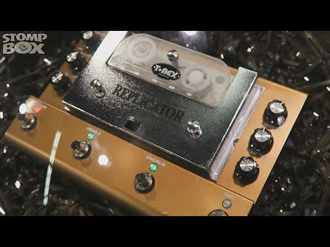 T-Rex Replicator Real Tape Delay