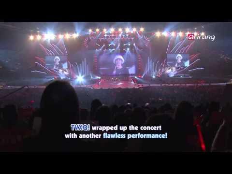 Pops in Seoul-TVXQ! (Spellbound)   동방신기 (수리수리 (Spellbound))