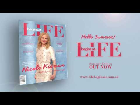 Life Begins At 50 Magazine