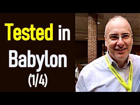 Tested In Babylon - Kenneth Stewart Sermon (1/4)