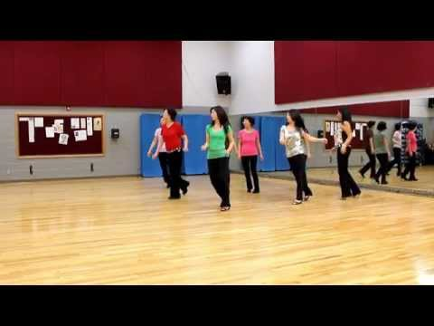 Down To The River - Line Dance (Dance & Teach in English & 中文)
