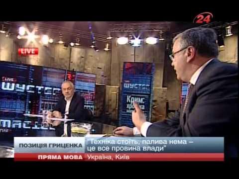 Теперішня українська влада - нульова, - Гриценко