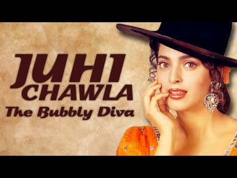 100 Years Of Bollywood - Juhi Chawla - The Bubbly Diva - Rajshri  - DZWeELP4RpY -
