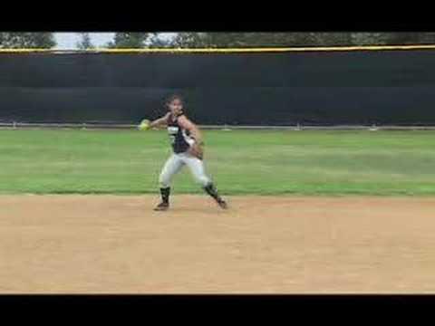 Nicole Nelson #57 - SD Lightning - SS/Catcher