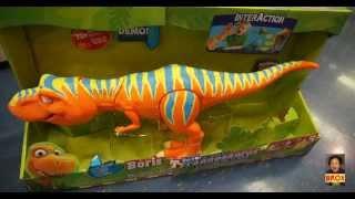 Boris Tyrannosaurus - Dinosaur Train - InterAction Roar 'N R