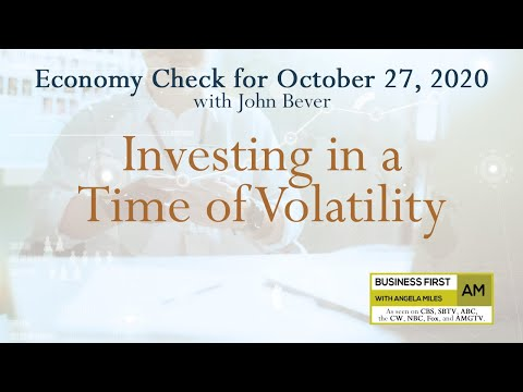 How to Manage Your Investments in a Time of Volatility