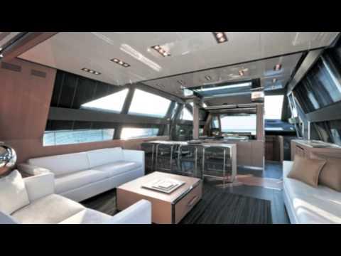 RHINO - Riva Domino 86 French Riviera Yacht Charter