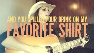Terri Clark & Dallas Smith - One Drink Ago Lyric Video