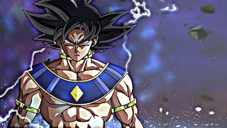 Goku Beyond The Gods