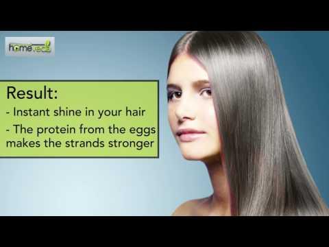 Get   Best Hair Care Remedy  - Homeveda