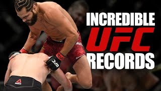 10 Incredible UFC Records