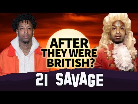 21 Savage   After They Were British ?   Arrested by ICE, Citizen of the United Kingdom