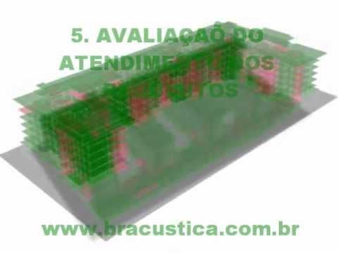 Projetos de isolamento acústico em prédios